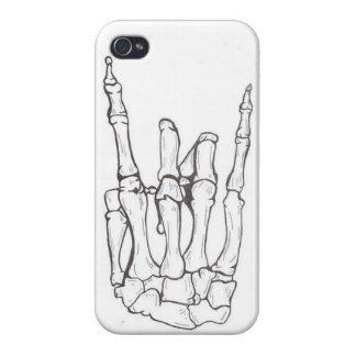 Rock On iPhone Case iPhone 4/4S Cases
