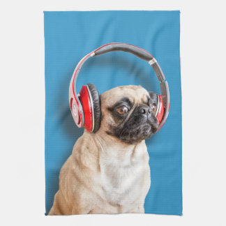 Rock on Lola Tea Towel
