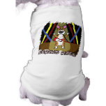 Rock On Pembroke Welsh Corgi Doggie Tshirt