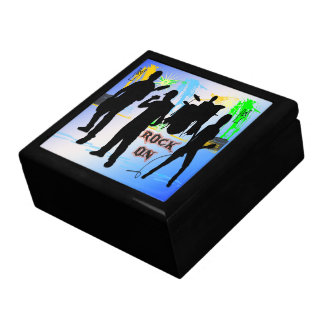 Rock On - Rock n' Roll Band Gift Box