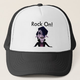Rock On! Trucker Hat