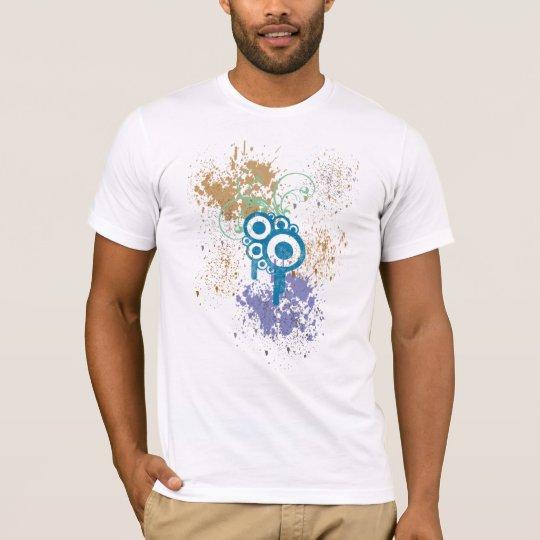 Rock On Urban Grunge - Men's T Shirt