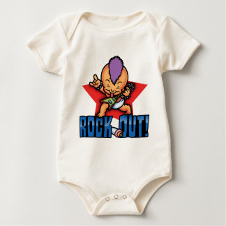 Rock Out! Baby Bodysuit
