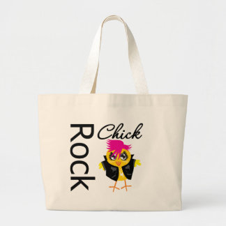 Rock Out Chick Tote Bag