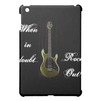 Rock Out IPad Case