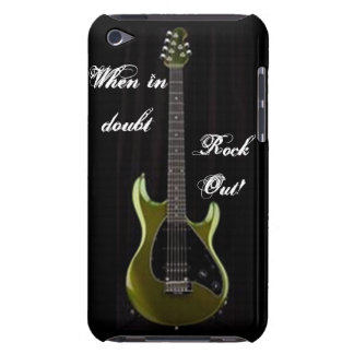 Rock Out Ipod Case Barely There iPod Cases
