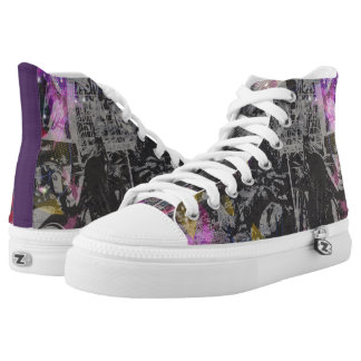Rock Out shoes Men/Women Printed Shoes