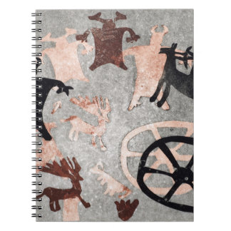 Rock Painting 1994 Notebooks