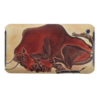 Rock painting of a bison, late Magdalenian iPod Case-Mate Case