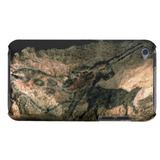 Rock painting of a horned animal, c.17000 BC (cave Barely There iPod Cover