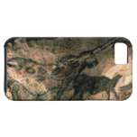 Rock painting of a horned animal, c.17000 BC (cave iPhone 5 Case