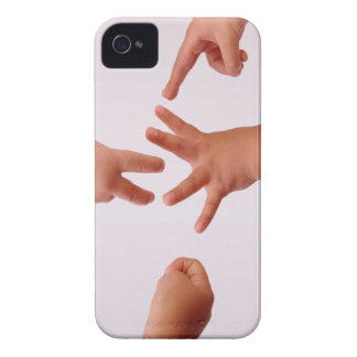 Rock-Paper-Scissors BlackBerry Bold Case Cover