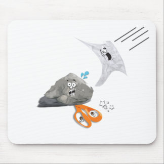 Rock-paper-scissors Mouse Mat