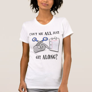 Rock-Paper-Scissors T-Shirt