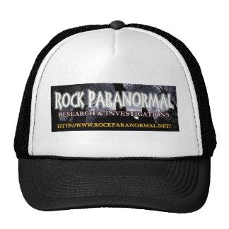 Rock Paranormal Logo 2 Cap