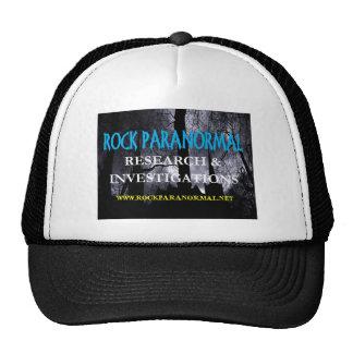 Rock Paranormal Logo Wear Cap