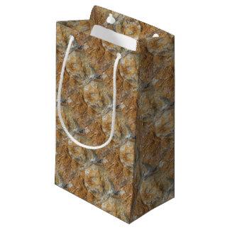 Rock photo gift bag