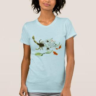 Rock Pool crabs and fish fun Shirt