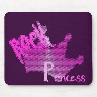 Rock Princess - Mousepad