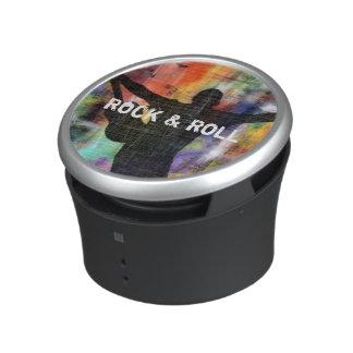 Rock & Roll Revolution Custom Text Bluetooth Speaker