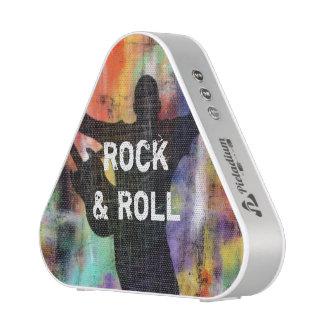 Rock & Roll Revolution Bluetooth Speaker