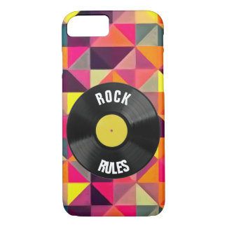 Rock Rules iPhone 8/7 Case