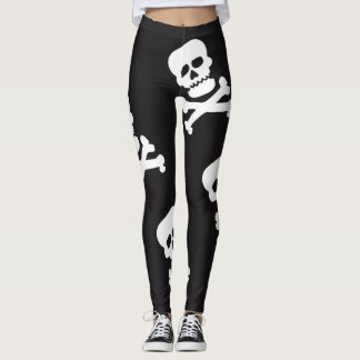Rock Skull Leggings
