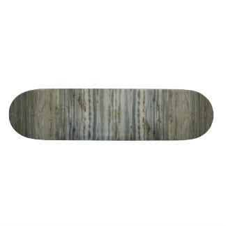 Rock Solid Blue strata Skate Board