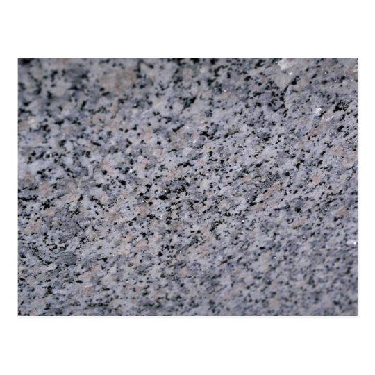 Rock Solid Salt 'n pepper Postcard
