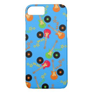 Rock Star Boy birthday party iPhone 7 Case