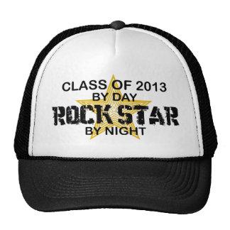 Rock Star by Night - 2013 Hats