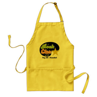 Rock Star By Night - Day Job Accountant Standard Apron
