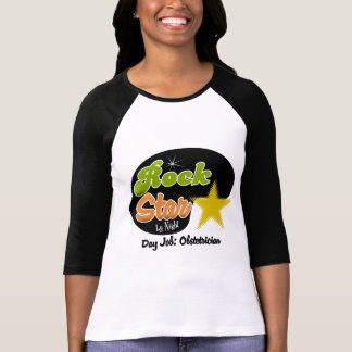 Rock Star By Night - Day Job Obstetrician Tee Shirts