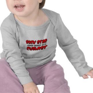 Rock Star...Chemist T-shirt