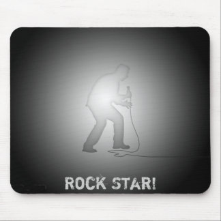 Rock Star! - Collectors Mousepad Mouse Pad