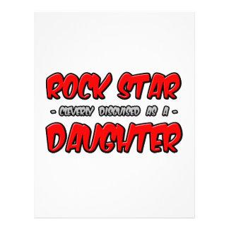 Rock Star Daughter Flyer