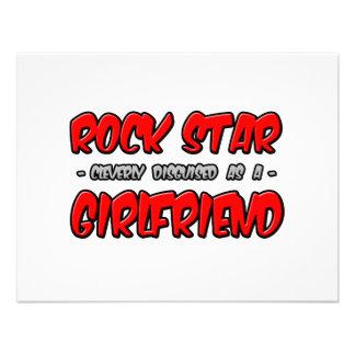 Rock Star...Girlfriend Invite