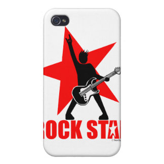 Rock Star Cases For iPhone 4
