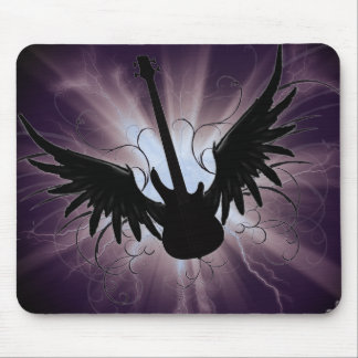 Rock-Star Mouse Pad