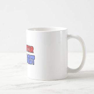 Rock Star Neurologist Basic White Mug