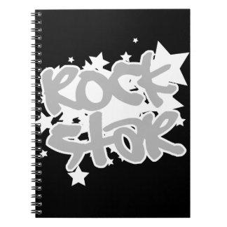 Rock Star Notebooks