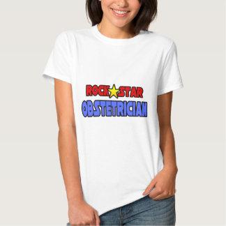 Rock Star Obstetrician Shirt
