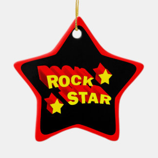 Rock Star Ornament