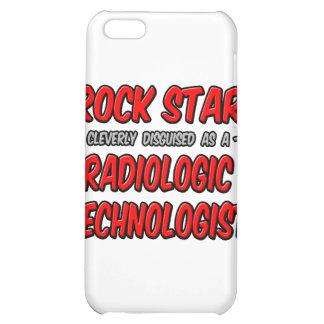 Rock Star .. Radiologic Technologist iPhone 5C Cover
