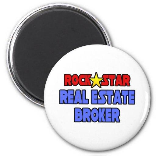 Rock Star Real Estate Broker Magnets