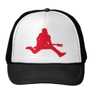 Rock Star Red Trucker Hat