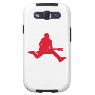 Rock Star Red Samsung Galaxy SIII Cases