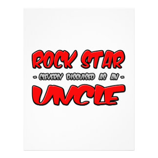 Rock Star...Uncle Flyer