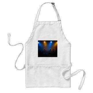 Rock stars standard apron