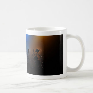 Rock Stars Basic White Mug